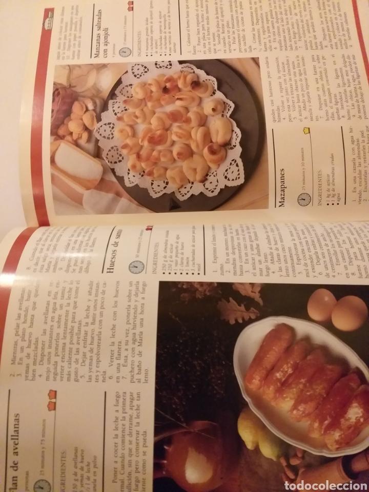 Libros de segunda mano: Cocina . Cocina madrileña y COCINA castellana 1989 - Foto 10 - 140311580
