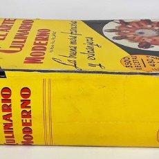 Libros de segunda mano: EL ARTE CULINARIO MODERNO. HENRY-PAUL PELLAPRAT. EDIT. ARGOS. BARCELONA. 1953.. Lote 140731566