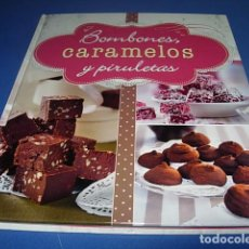 Libros de segunda mano: BOMBONES CARAMELOS Y PIRULETAS. Lote 140776030