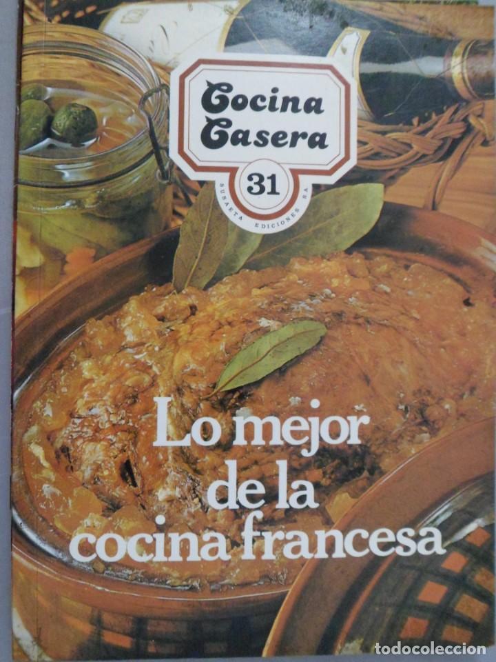 Lo Mejor De La Cocina Francesa Colección Cocin Comprar Libros De Cocina Y Gastronomía En Todocoleccion 140861810