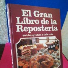 Libros de segunda mano: EL GRAN LIBRO DE LA REPOSTERÍA - CHRISTIAN TEUBNER Y ANETTE WOLTER - EVEREST, 1989. Lote 140982801