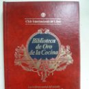 Libros de segunda mano: BIBLIOTECA DE ORO DE LA COCINA. NÚMERO 45. 1984. Lote 141191686