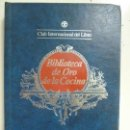 Libros de segunda mano: BIBLIOTECA DE ORO DE LA COCINA. NÚMERO 56. 1984. Lote 141193934