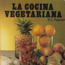 Libros de segunda mano: LA COCINA VEGETARIANA. Lote 141560730