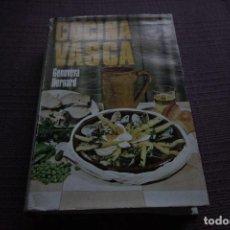 Libri di seconda mano: COCINA VASCA - GENOVEVA BERNARD. Lote 141719894