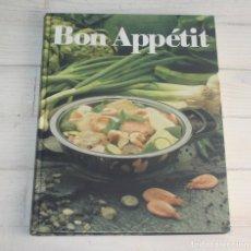 Libros de segunda mano: BON APPÉTIT. Lote 142326098