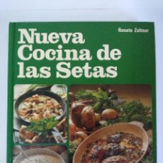 Libros de segunda mano: LIBRO/NUEVA COCINA CON SETAS/EDITORIAL EVEREST/NUEVO¡¡¡¡¡¡. Lote 143310334