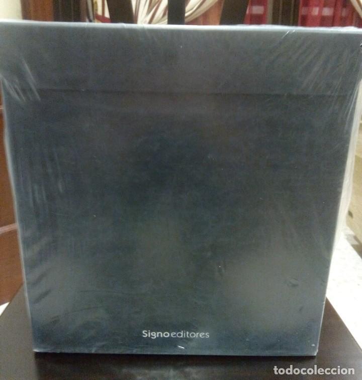 Libros de segunda mano: EL ARTE DE LA COCINA -SIGNO EDITORES- TOTALMENTE PRECINTADA!!! COMPLETAMENTE NUEVA - Foto 3 - 143556762
