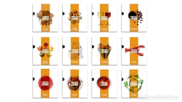 Libros de segunda mano: EL ARTE DE LA COCINA -SIGNO EDITORES- TOTALMENTE PRECINTADA!!! COMPLETAMENTE NUEVA - Foto 5 - 143556762