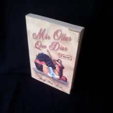 Libros de segunda mano: JOSEFA RUIZ ARNAO - MAS OLLAS QUE DIAS - LIBRERIA TESEO 1999. Lote 143737838