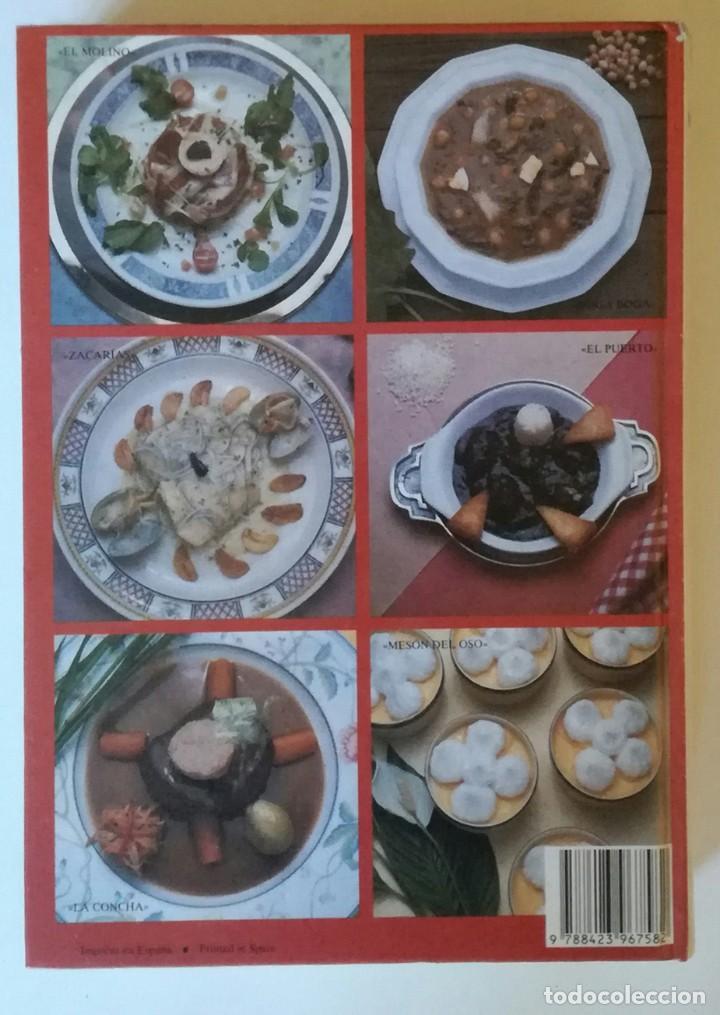 Libros de segunda mano: La cocina moderna en Cantabria. - Foto 3 - 145655430