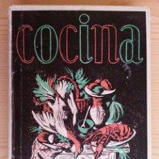 Libros de segunda mano - MANUAL RECETARIO COCINA, SECCIÓN FEMENINA F.E.T. Y J.O.N.S. (FALANGE, FET-JONS) - ORIGINAL, 1955 - 146284658
