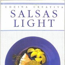 Libros de segunda mano: SALSAS LIGHT - ANNE SHEASBY. Lote 147248878