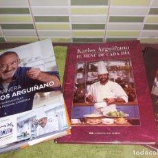 Libros de segunda mano: KARLOS ARGUIÑANO. Lote 147643330