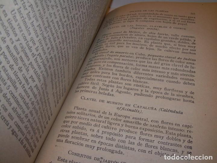 Libros de segunda mano: LA COCINA MODERNA PERFECCIONADA.COCINA,PASTELERIA,REPOSTERIA Y BOLLERIA.CON ILUSTRACIONES. - Foto 27 - 148591914