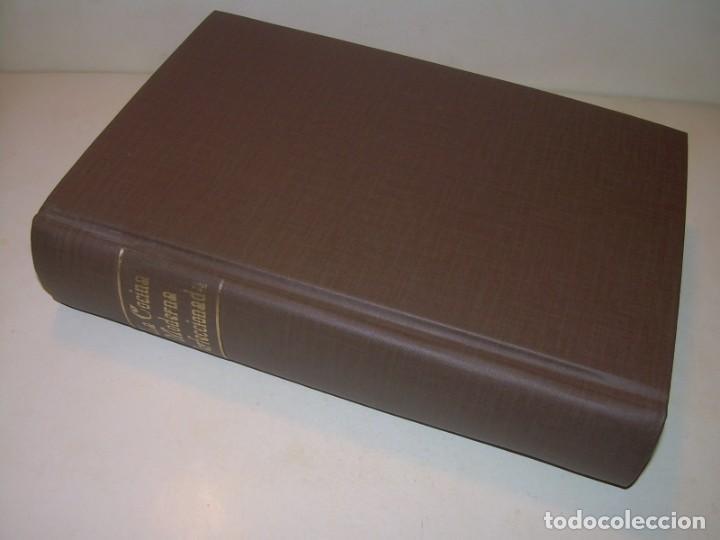 Libros de segunda mano: LA COCINA MODERNA PERFECCIONADA.COCINA,PASTELERIA,REPOSTERIA Y BOLLERIA.CON ILUSTRACIONES. - Foto 40 - 148591914