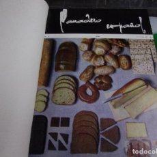 Libros de segunda mano: 3847.- PANADERO ESPAÑOL - GASTRONOMIA - PAN - HARINA - TRIGO - MAQUINARIA PANIFICADORA -. Lote 149456702