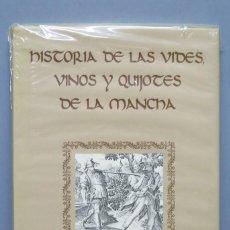 Libros de segunda mano - NUEVO. HISTORIA DE LAS VIDES, VINOS Y QUIJOTES DE LA MANCHA. MONTARCE-RIEU - 149519522