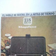 Libros de segunda mano: MAGEFESA - 118 IDEAS . Lote 149837370
