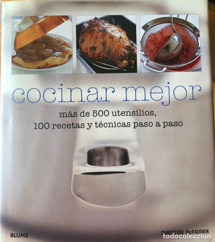 COCINAR MEJOR (Libros de Segunda Mano - Cocina y Gastronomía)