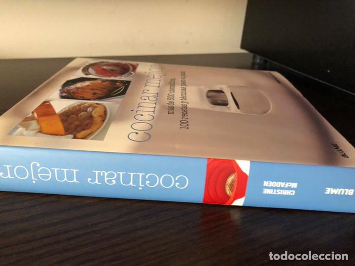 Libros de segunda mano: COCINAR MEJOR - Foto 2 - 150607790