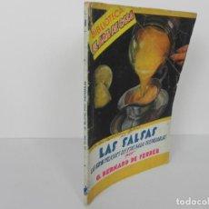 Libros de segunda mano: BIBLIOTECA EL AMA DE CASA Nº 8 (LAS SALSAS) G. BERNARD DE FERRER - EDIT. MOLINO. Lote 151067790