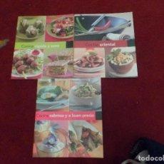 Libros de segunda mano: LIBROS DE COCINA. Lote 151152666