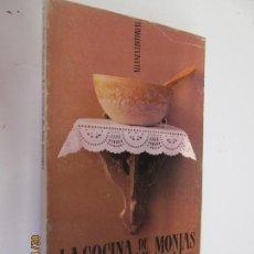 Libros de segunda mano: LA COCINA DE LAS MONJAS - SAN VALENTÍN, LUIS.. Lote 151522394