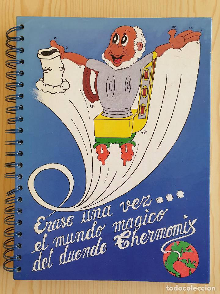Libros de segunda mano: ÉRASE UNA VEZ ... EL MUNDO MÁGICO DEL DUENDE DE THERMOMIX - MANUAL Y RECETAS - COCINA, GASTRONOMÍA - Foto 2 - 151650534