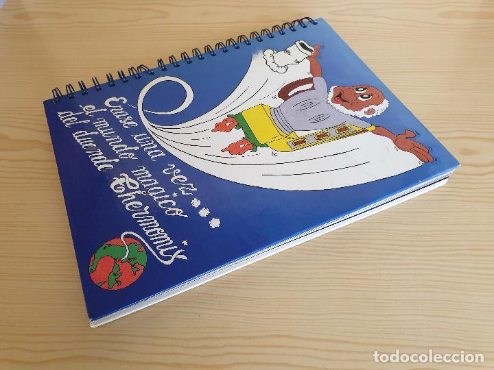 Libros de segunda mano: ÉRASE UNA VEZ ... EL MUNDO MÁGICO DEL DUENDE DE THERMOMIX - MANUAL Y RECETAS - COCINA, GASTRONOMÍA - Foto 3 - 151650534