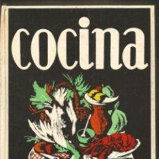 Libros de segunda mano: MANUAL DE COCINA. RECETARIO. VV. AA.. Lote 151871890