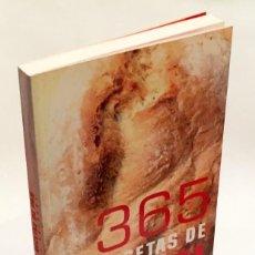 Libros de segunda mano: 365 RECETAS DE PAN - ANNE SHEASBY - EDITORIAL BLUME 2005 - GRAN LIBRO DEL PAN. Lote 151912254