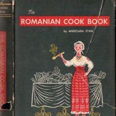 Libros de segunda mano: ANISOARA STAN : ROMANIAN COOK BOOK (CITADEL PRESS, NEW YORK, 1961). Lote 152295290