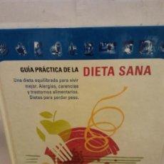 Libros de segunda mano: BJS.GUIA PRACTICA DE LA DIETA SANA.EDT, CIRCULO DE LECTORES... Lote 154599854