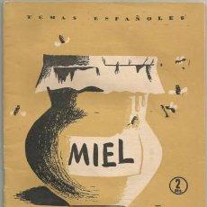 Libros de segunda mano: LIBRO DOCUMENTO APICULTURA MIEL ABEJAS A. ROMA FABREGA MADRID 1956 . Lote 154785438