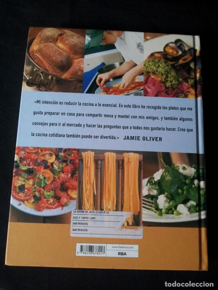 Libros De Segunda Mano: JAMIE OLIVER   LA COCINA DE JAMIE OLIVER, RECETAS  FRESCAS