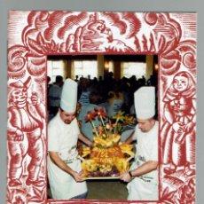 Libros de segunda mano: RECEPTARI CONCURS DE SALSA MAHONESA (II), POR RAMÓN CAVALLER TRIAY. AÑO 2006. (MENORCA.3.1). Lote 155440186