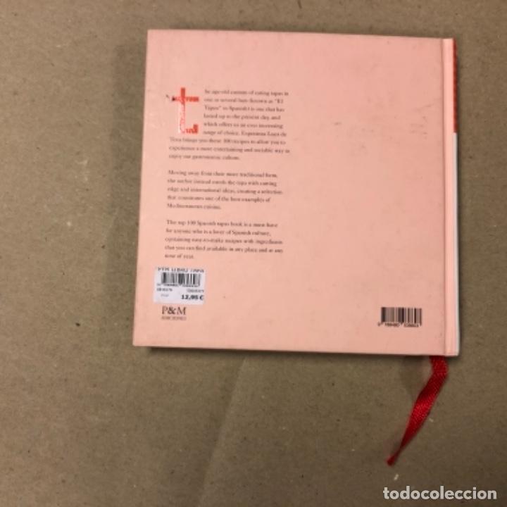 Libros de segunda mano: THE TOP 100 TAPAS OF SPANISH CUISINE. EDITORIAL PALACIOS Y MUSEOS 2012. EN INGLÉS. - Foto 12 - 155479174
