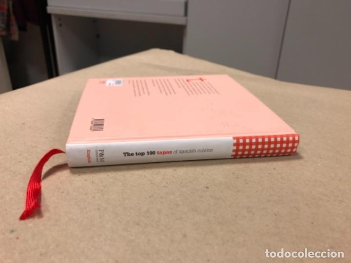 Libros de segunda mano: THE TOP 100 TAPAS OF SPANISH CUISINE. EDITORIAL PALACIOS Y MUSEOS 2012. EN INGLÉS. - Foto 13 - 155479174