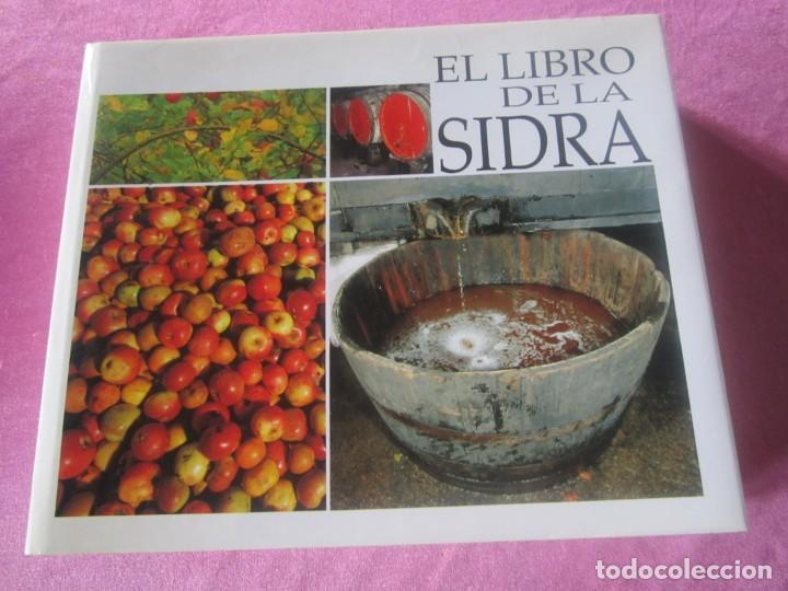 EL GRAN LIBRO DE LA SIDRA AÑO 1991 PENTALFA EXCELENTE ESTADO (Libros de Segunda Mano - Cocina y Gastronomía)