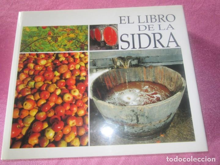 Libros de segunda mano: EL GRAN LIBRO DE LA SIDRA AÑO 1991 PENTALFA EXCELENTE ESTADO - Foto 2 - 155577322