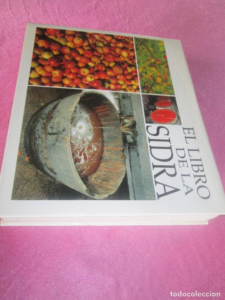 Libros de segunda mano: EL GRAN LIBRO DE LA SIDRA AÑO 1991 PENTALFA EXCELENTE ESTADO - Foto 3 - 155577322