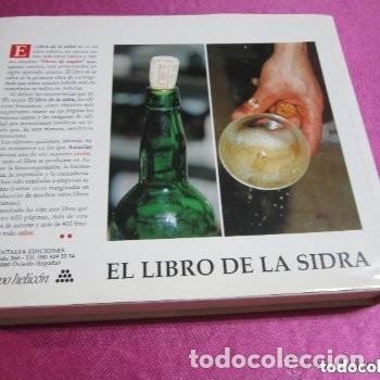 Libros de segunda mano: EL GRAN LIBRO DE LA SIDRA AÑO 1991 PENTALFA EXCELENTE ESTADO - Foto 7 - 155577322