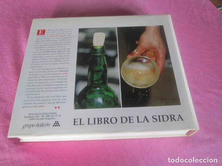 Libros de segunda mano: EL GRAN LIBRO DE LA SIDRA AÑO 1991 PENTALFA EXCELENTE ESTADO - Foto 8 - 155577322