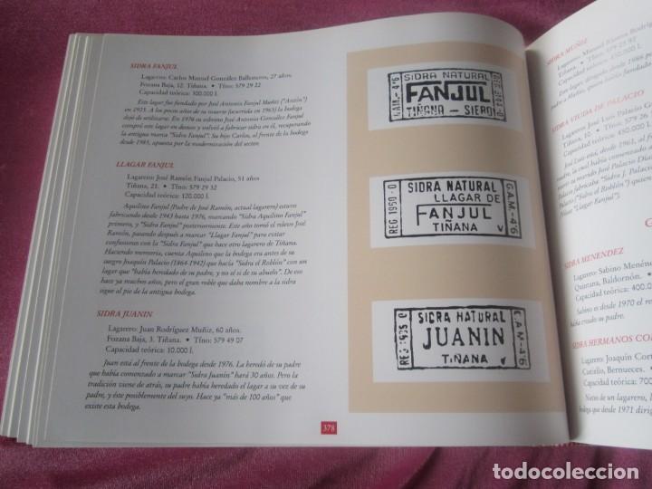 Libros de segunda mano: EL GRAN LIBRO DE LA SIDRA AÑO 1991 PENTALFA EXCELENTE ESTADO - Foto 9 - 155577322