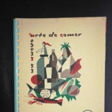 Libros de segunda mano: UN NUEVO ARTE DE COMER WESTINGHOUSE. Lote 155651620