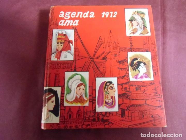 AGENDA AMA 1972.BUENA CONSERVACION. (Gebrauchte Bücher - Küche und Gastronomie)