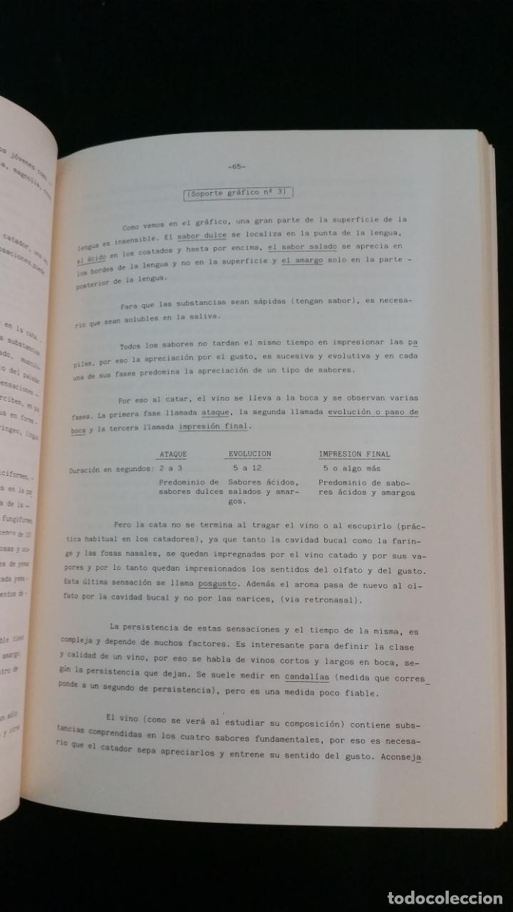 Libros de segunda mano: 1985 - Aspectos científicos en enología - Foto 3 - 155791930