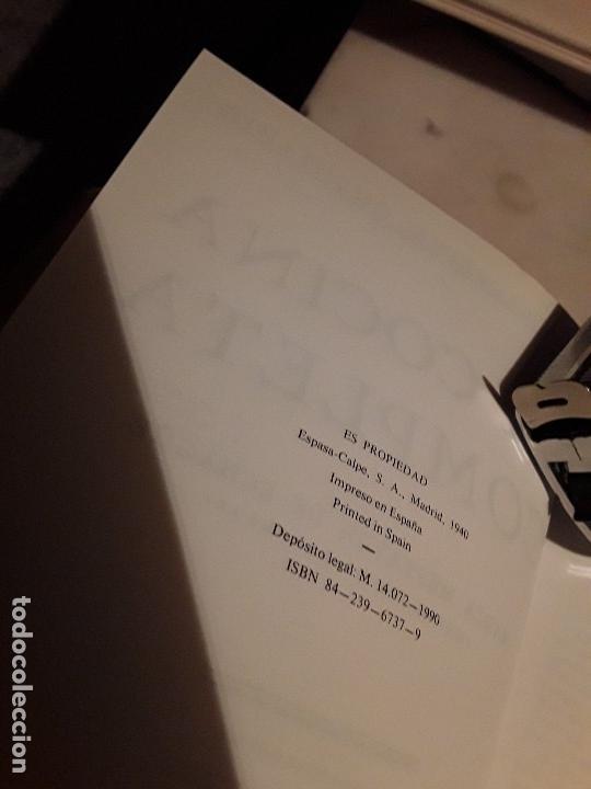 Libros de segunda mano: La cocina completa, de Maria Mestayer (Marquesa de Parabere). 1990. - Foto 3 - 155857278