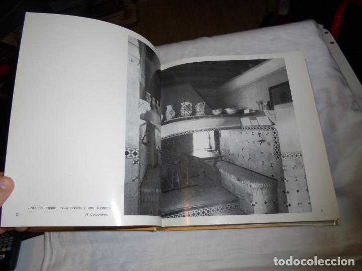 Libros de segunda mano: EL LIBRO DE COCINA.CARROGGIO EDICIONES.1983.PROLOGO DE NESTOR LUJAN - Foto 5 - 155860942